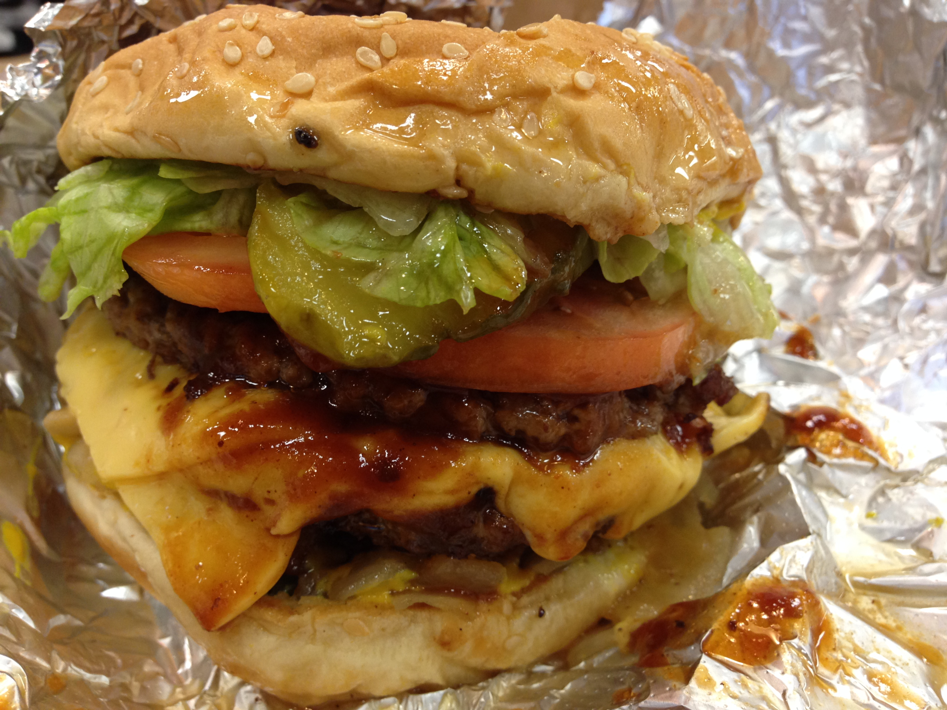 Burger Friday | Four dudes eating and reviewing burgers ...